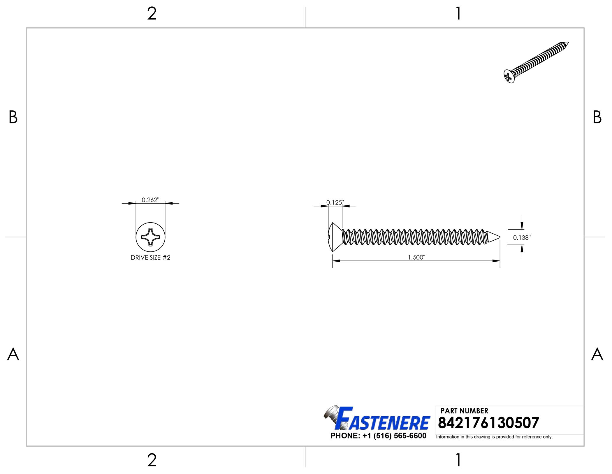 100, 6 x 1//2 #6 Phillips Oval Head Sheet Metal Screws 18-8 Stainless Steel