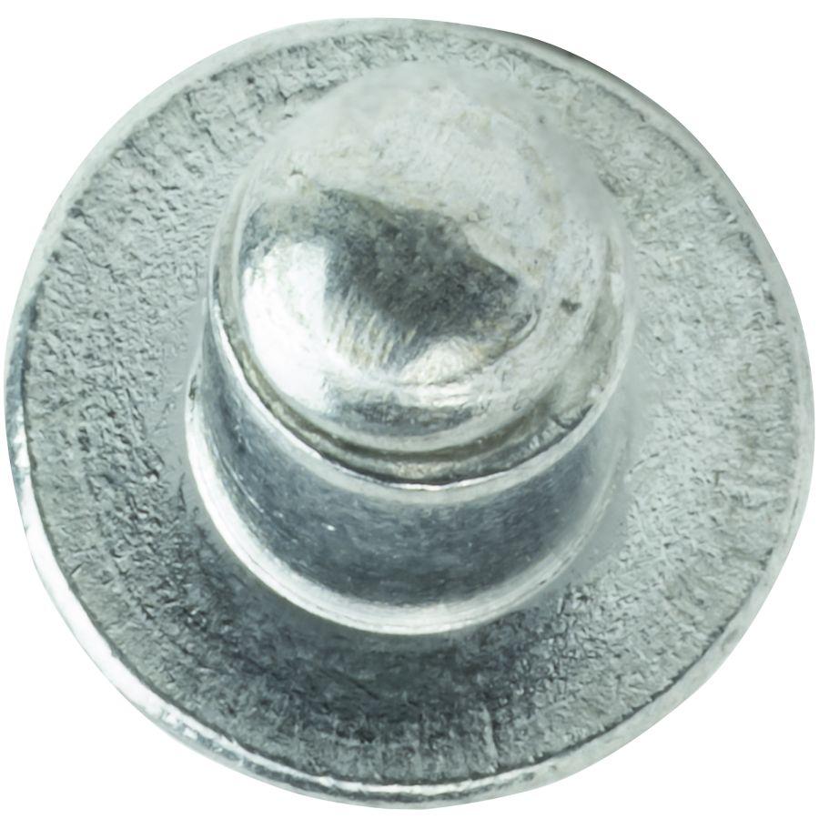 Pop Rivets 1//4 x 1 Aluminum Body Steel Mandrel Dome Head Blind 8-16 Gap .876-1.00 Quantity 25 by Fastenere